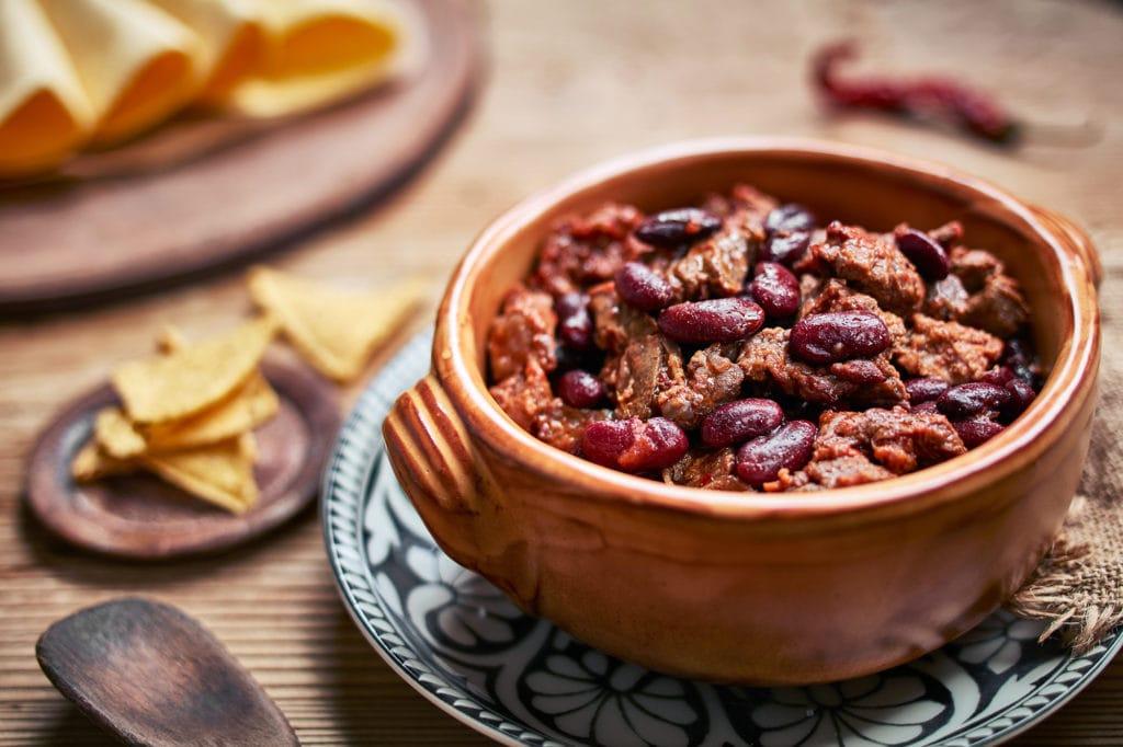 fotografo food chili con carne editoriale magazine ricettario libro di ricette food blogger milano roma torino venezia