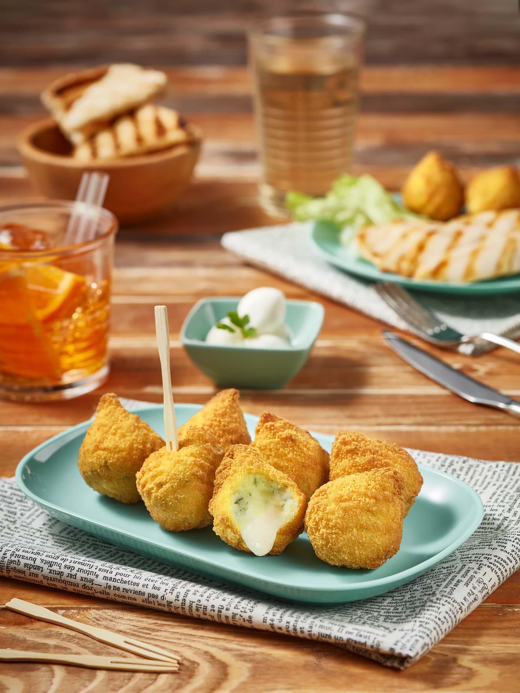 fotografo food crocchette patate con mozzarella street food trieste napoli roma milano modena monza advertising commerciale