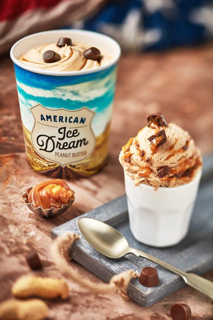 fotografo commerciale gelato americano milano verona torino modena