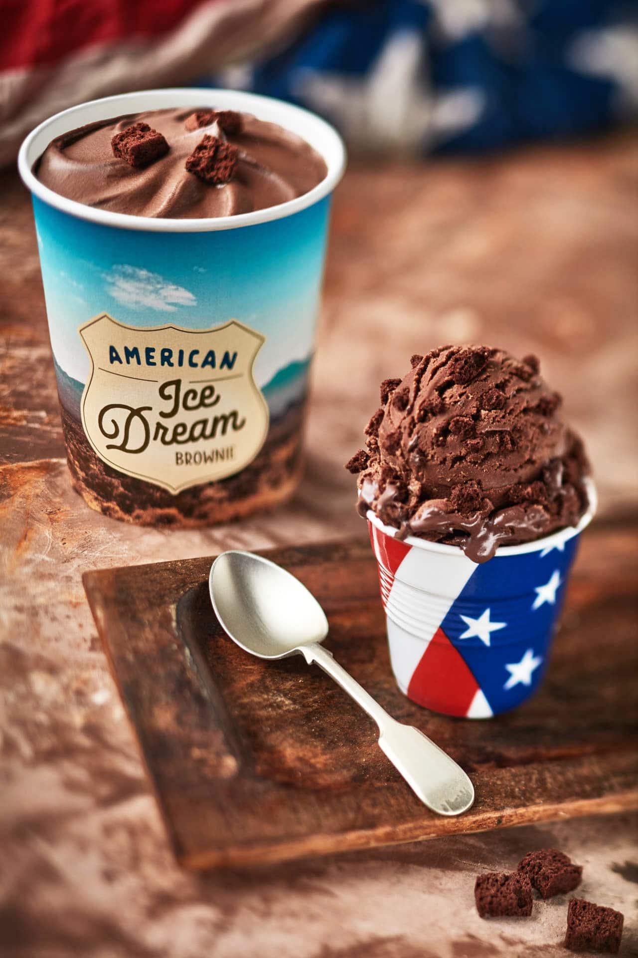 fotografo commerciale gelato americano milano verona