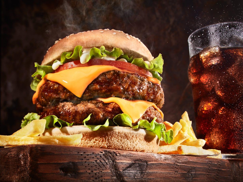 fotografo food fast food