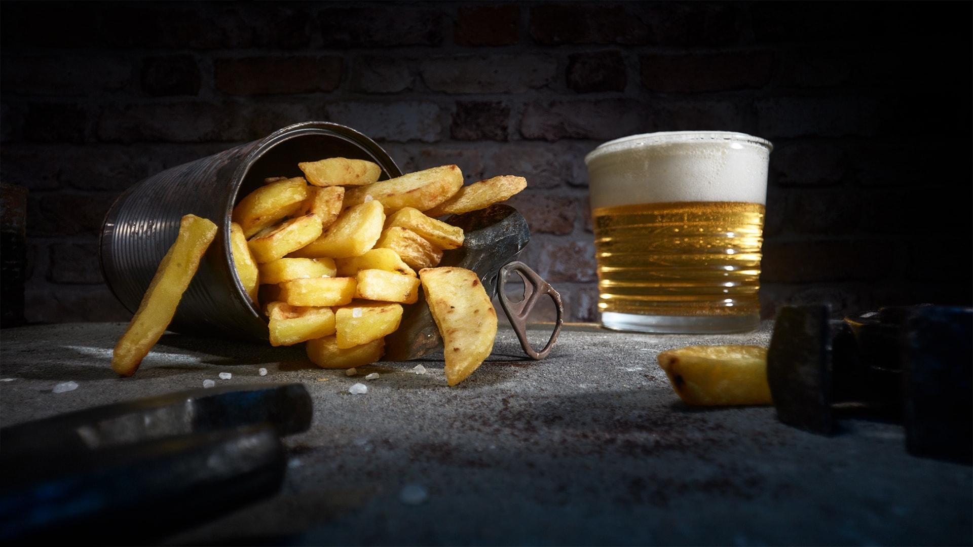 Still life Laowa Fotografia di prodotto food e beverage realizzata in studio fotografico commerciale con Laowa Venus Optics obiettivo 24mm f/14 2X Macro Probe